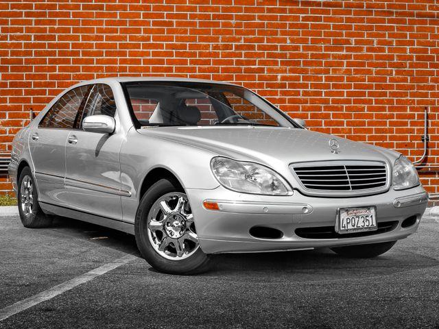 2001 Mercedes-Benz S500 Burbank, CA 1
