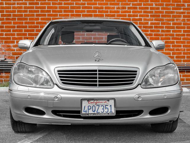 2001 Mercedes-Benz S500 Burbank, CA 2