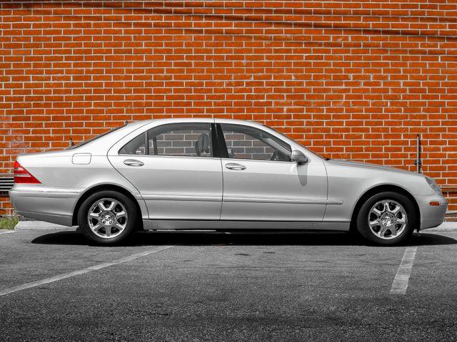 2001 Mercedes-Benz S500 Burbank, CA 4