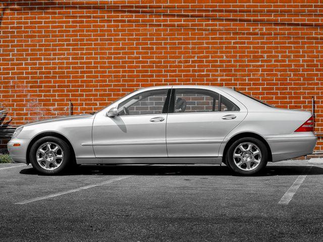 2001 Mercedes-Benz S500 Burbank, CA 5