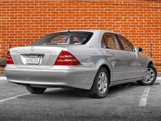 2001 Mercedes-Benz S500 Burbank, CA 6