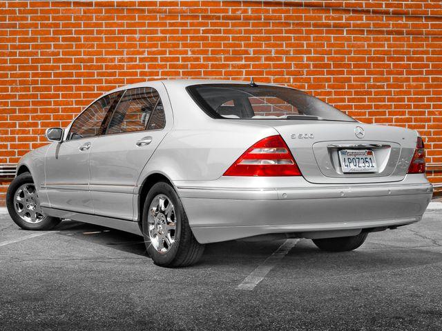 2001 Mercedes-Benz S500 Burbank, CA 7