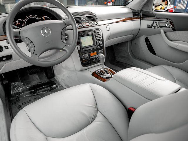 2001 Mercedes-Benz S500 Burbank, CA 9