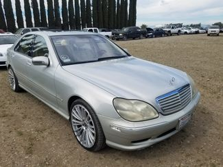 2001 Mercedes-Benz S500 in Orland, CA 95963