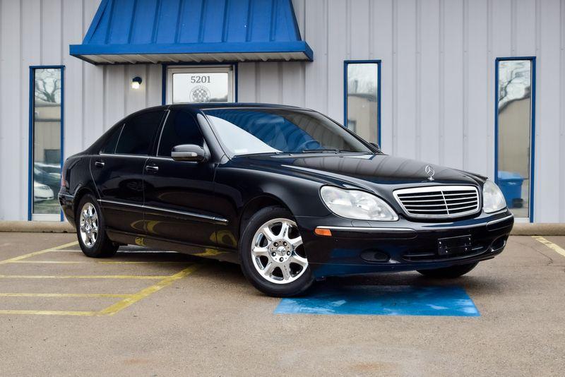 2001 Mercedes-Benz S500  in Rowlett, Texas