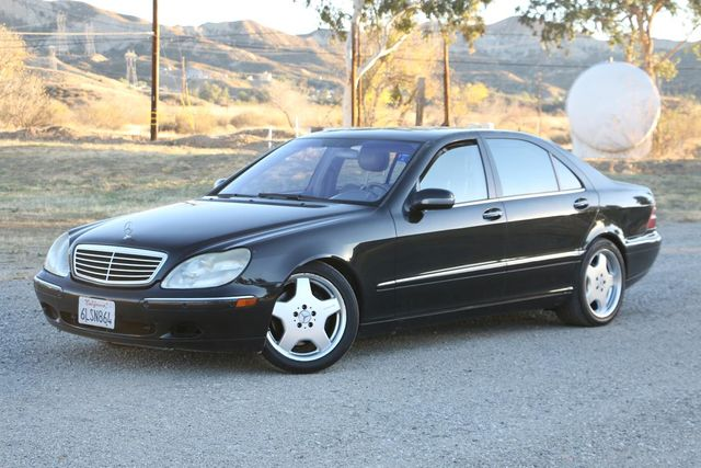 2001 Mercedes-Benz S500 LONG WHEELBASE Santa Clarita, CA 1