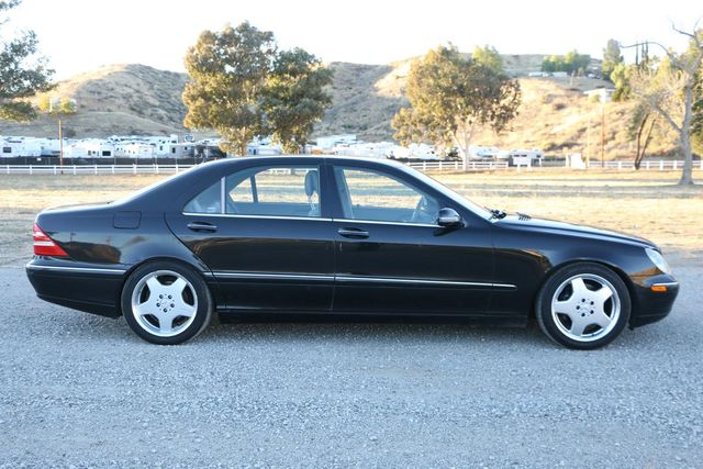 2001 Mercedes-Benz S500 LONG WHEELBASE Santa Clarita, CA 12