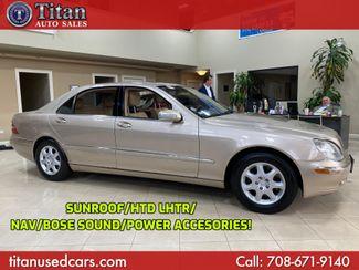2001 Mercedes-Benz S500 in Worth, IL 60482