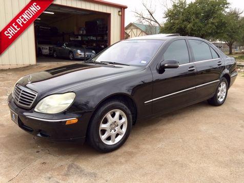 2001 Mercedes-Benz S500  in Wylie, TX