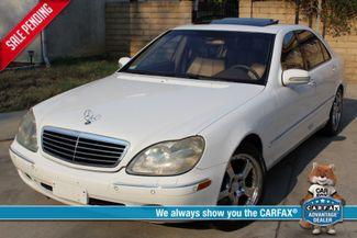 2001 Mercedes-Benz S500 XENON AUTO NEW TIRES in Woodland Hills CA, 91367