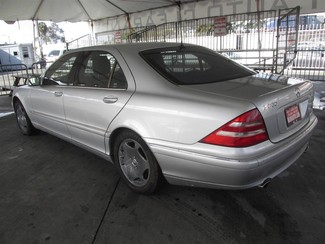 2001 Mercedes-Benz S600 Gardena, California 1