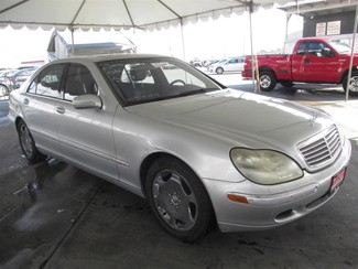 2001 Mercedes-Benz S600 Gardena, California 3