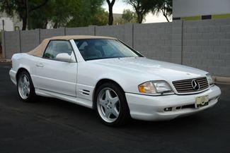 2001 Mercedes-Benz SL SL500 in Phoenix Az., AZ 85027