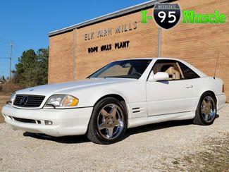 2001 Mercedes-Benz SL500 Convertible in Hope Mills, NC 28348