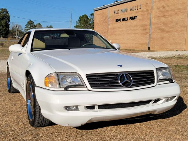 2001 Mercedes-Benz SL500 Convertible in Hope Mills, NC 28348