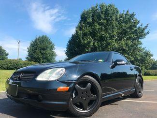 2001 Mercedes-Benz SLK320 320 in Leesburg Virginia, 20175