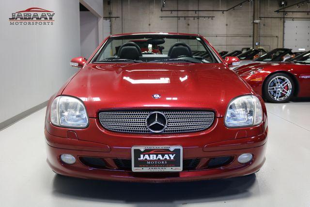 2001 Mercedes-Benz SLK320 Merrillville, Indiana 7