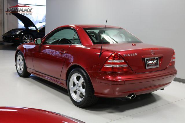2001 Mercedes-Benz SLK320 Merrillville, Indiana 23