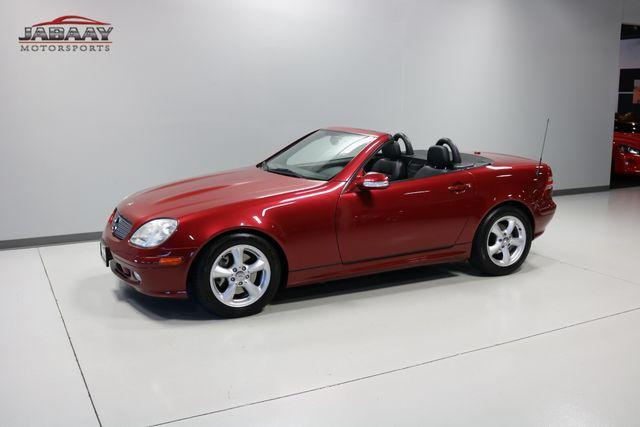 2001 Mercedes-Benz SLK320 Merrillville, Indiana 29