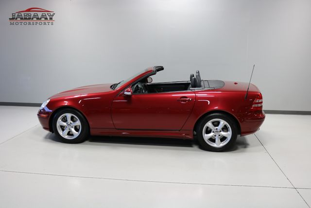 2001 Mercedes-Benz SLK320 Merrillville, Indiana 31