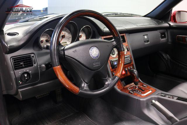 2001 Mercedes-Benz SLK320 Merrillville, Indiana 9