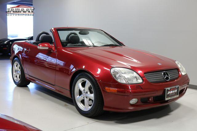 2001 Mercedes-Benz SLK320 Merrillville, Indiana 6