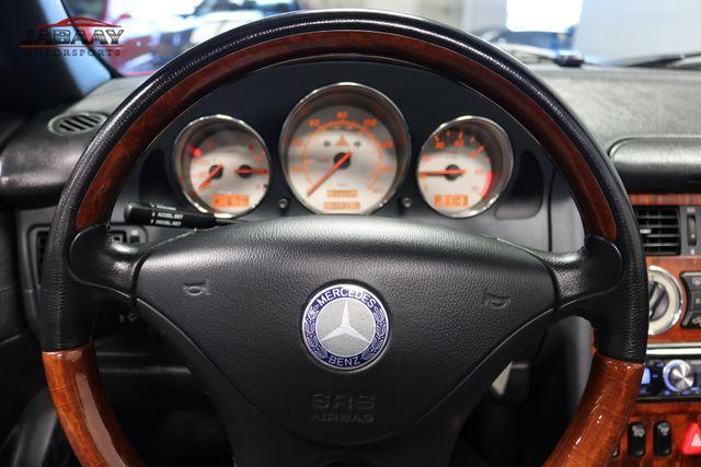 2001 Mercedes-Benz SLK320 Merrillville, Indiana 15