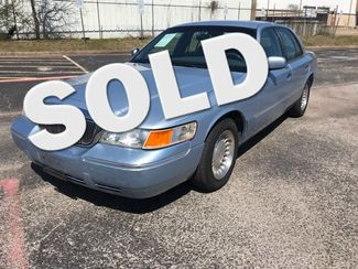 2001 Mercury Grand Marquis in Ft. Worth TX