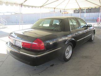 2001 Mercury Grand Marquis LS Gardena, California 2