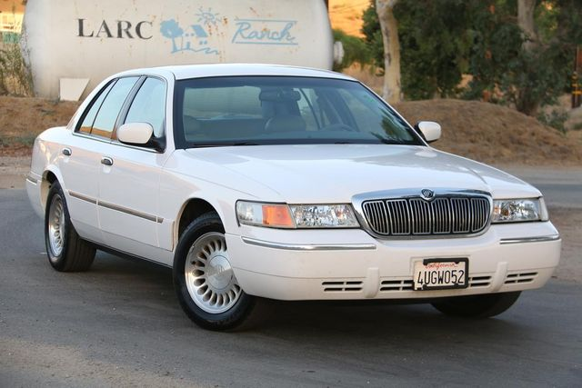 2001 Mercury Grand Marquis LS ULTIMATE PACKAGE Santa Clarita, CA 3
