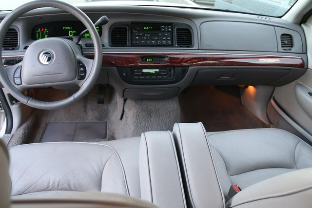 2001 Mercury Grand Marquis LS ULTIMATE PACKAGE Santa Clarita, CA 7