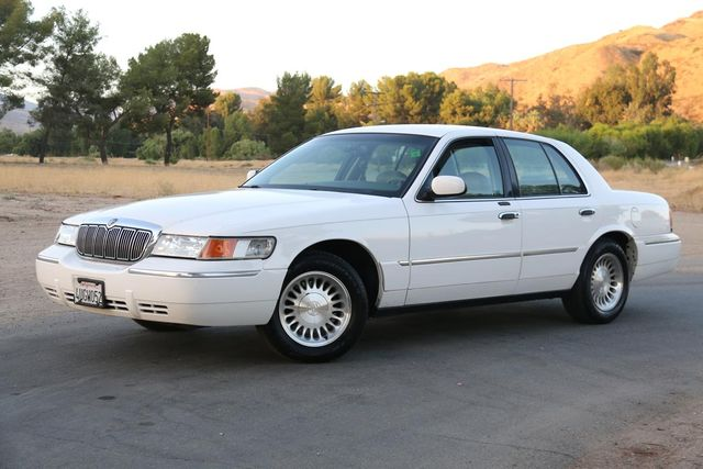 2001 Mercury Grand Marquis LS ULTIMATE PACKAGE Santa Clarita, CA 1