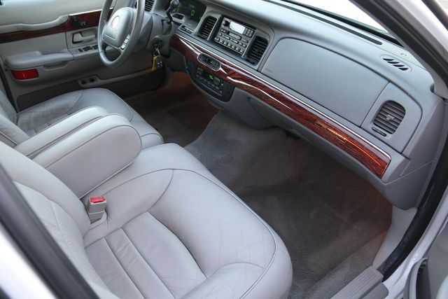 2001 Mercury Grand Marquis LS ULTIMATE PACKAGE Santa Clarita, CA 9