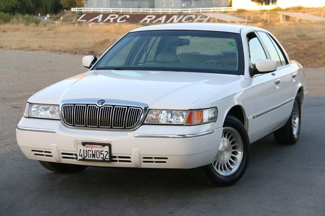 2001 Mercury Grand Marquis LS ULTIMATE PACKAGE Santa Clarita, CA 4