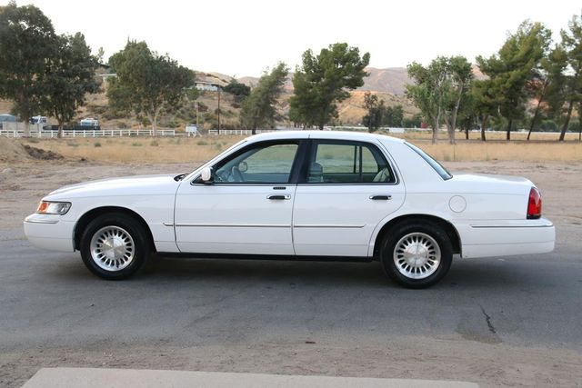 2001 Mercury Grand Marquis LS ULTIMATE PACKAGE Santa Clarita, CA 11