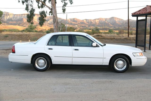 2001 Mercury Grand Marquis LS ULTIMATE PACKAGE Santa Clarita, CA 12