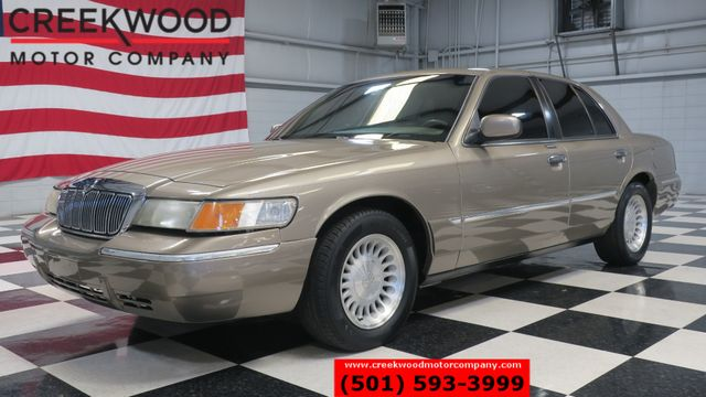 2001 Mercury Grand Marquis LS Sedan V8 Auto Low Miles Tan Leather CLEAN in Searcy, AR 72143