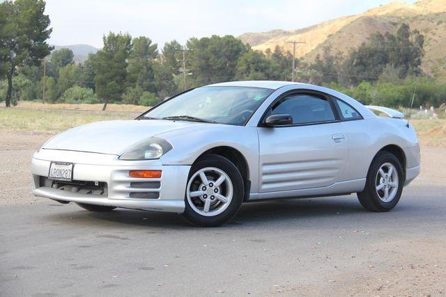 2001 Mitsubishi Eclipse RS Santa Clarita, CA 1