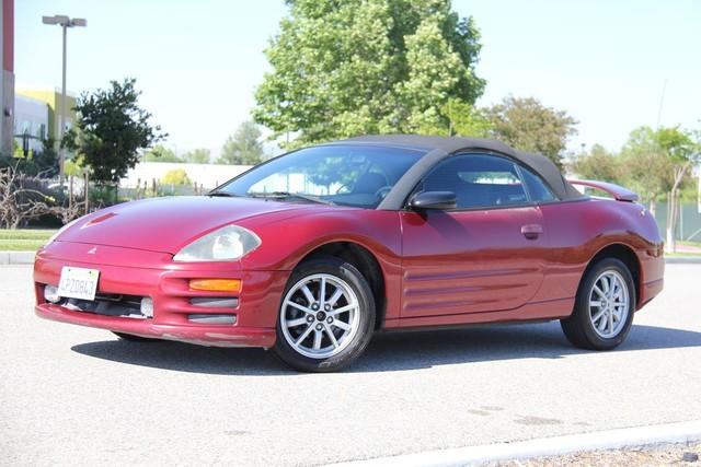2001 Mitsubishi Eclipse GS Santa Clarita, CA 1