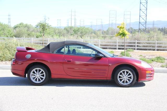 2001 Mitsubishi Eclipse GS Santa Clarita, CA 11