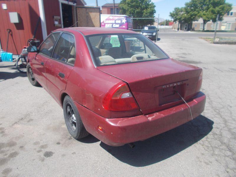 2001 Mitsubishi Mirage ES  in Salt Lake City, UT