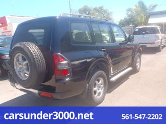 2001 Mitsubishi Montero XLS Lake Worth , Florida 1
