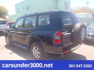 2001 Mitsubishi Montero XLS Lake Worth , Florida 3