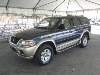 2001 Mitsubishi Montero Sport XLS Gardena, California