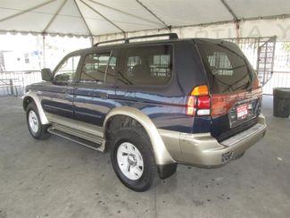 2001 Mitsubishi Montero Sport XLS Gardena, California 1