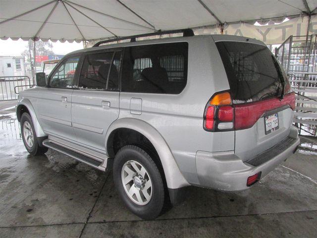 2001 Mitsubishi Montero Sport LTD Gardena, California 1
