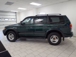 2001 Mitsubishi Montero Sport LS Lincoln, Nebraska 1