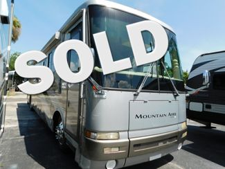 2001 Newmar Mountain Aire 4095  city Florida  RV World of Hudson Inc  in Hudson, Florida