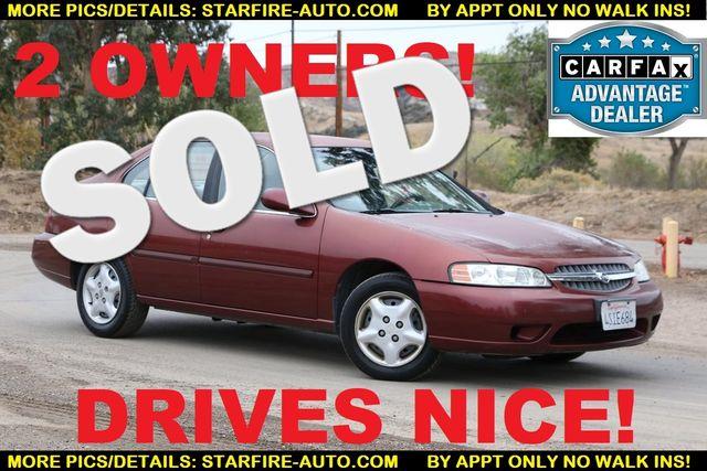 2001 Nissan Altima GXE Santa Clarita, CA 0