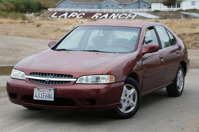 2001 Nissan Altima GXE Santa Clarita, CA 4